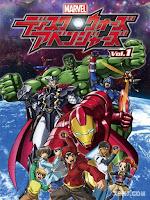 Đĩa Marvel: Biệt Đội Siêu Anh Hùng Nhí