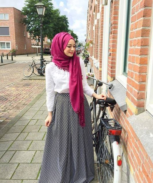 Robes Hijab Hiver 2017
