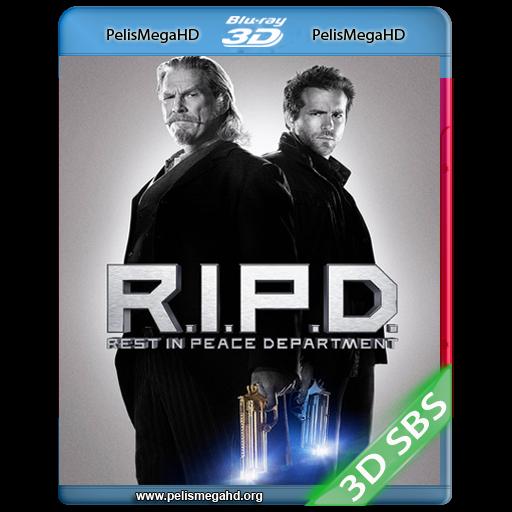 R.I.P.D (2013) 3D SBS 1080P HD MKV ESPAÑOL LATINO