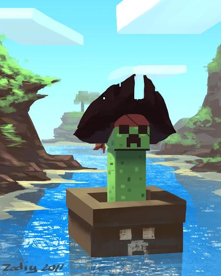 Creeper Pirate