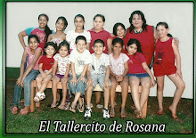 El tallercito de Rosana