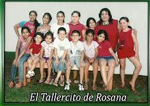 El tallercito de Rosana