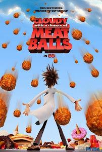 Xem Phim Mưa Thịt Viên - Cloudy With A Chance Of Meatballs