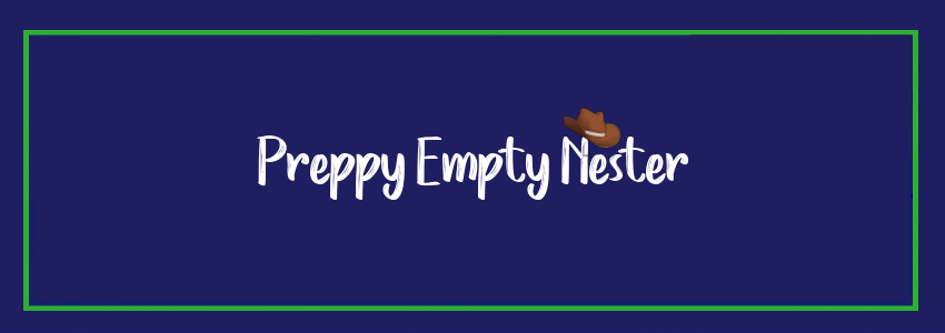Preppy Empty Nester