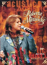 DVD - Roberta Miranda Ao Vivo Acústico