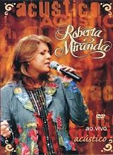 DVD - Roberta Miranda Ao Vivo Acústico