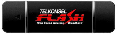 cara setting modem telkomsel sendiri