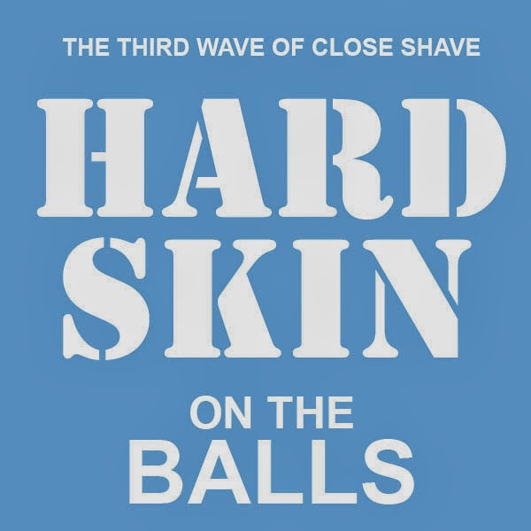 Hard Skin - On the balls Lp