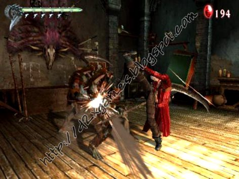 Free Download Games - Devil May Cry 3