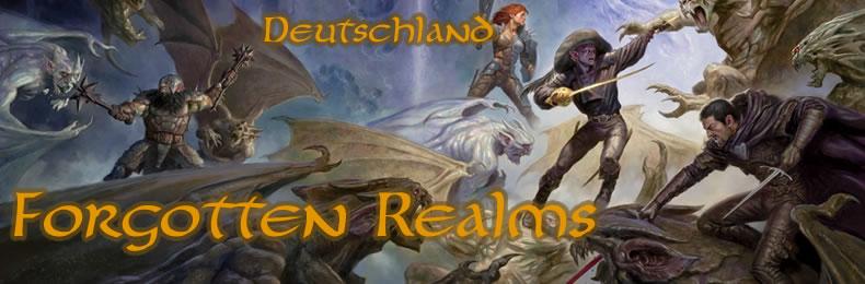 Forgotten Realms Deutschland