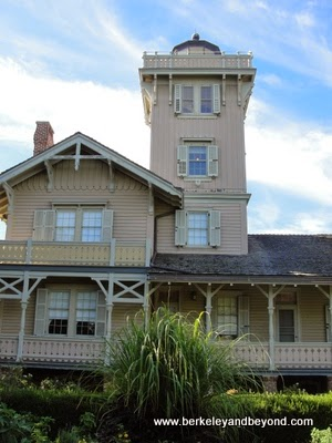 Hereford Inlet Lighthouse in North Wildwood, New Jersey