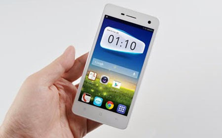 Harga dan Spesifikasi Oppo Find Mirror R819