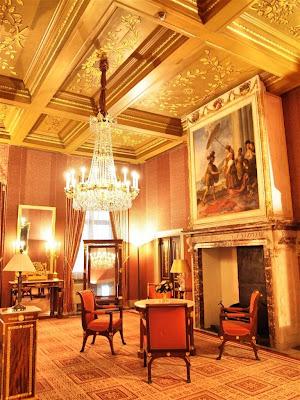 Palacio Real de Amsterdam (Koninklijk Paleis) - Oficina de bancarrotas