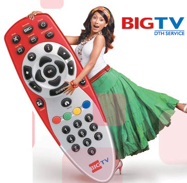 reliance digital big tv