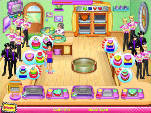 Download Cake Mania : TotheMax 3