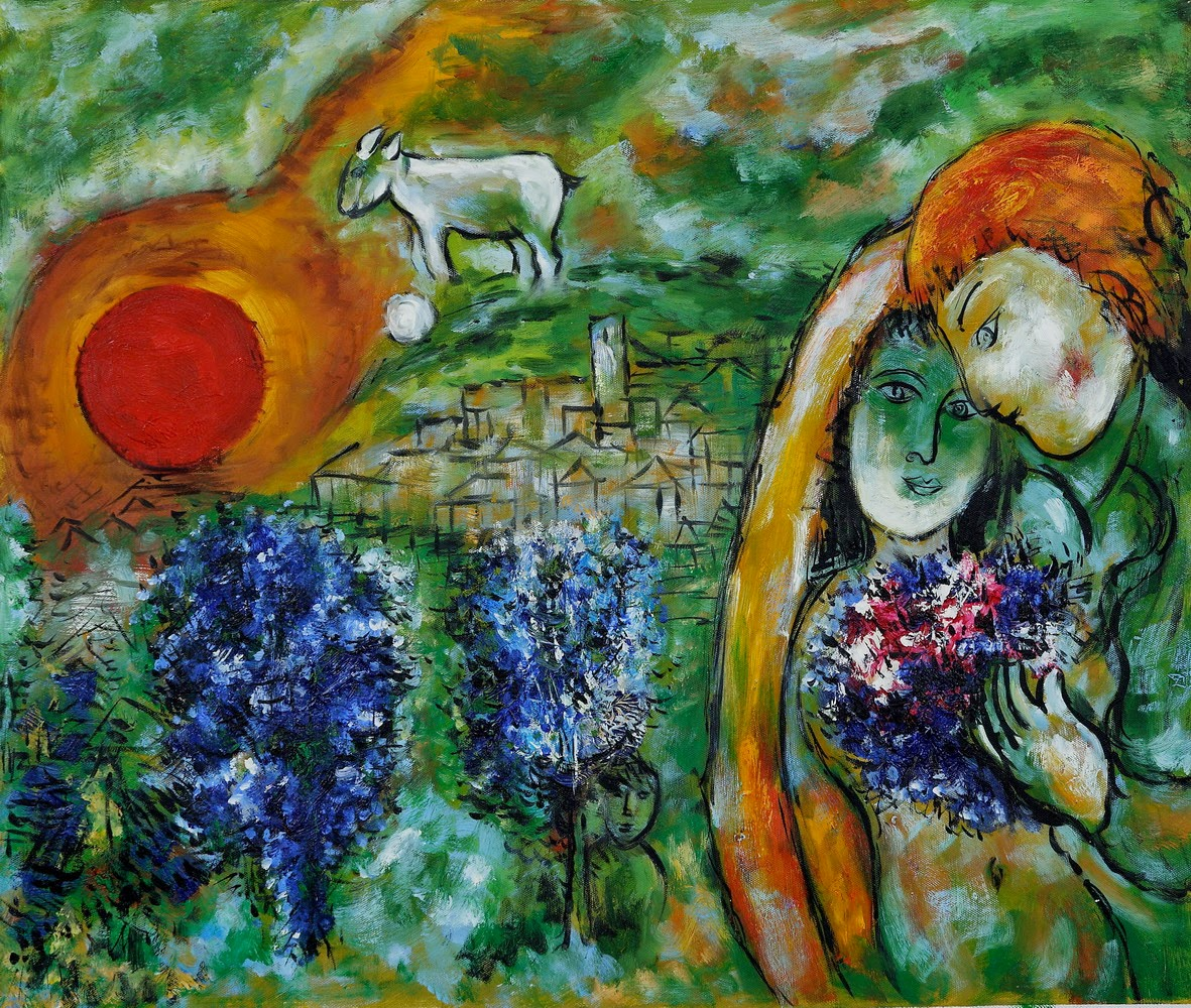 Arte para niños: Marc Chagall para niños Chagall Afbeeldingen