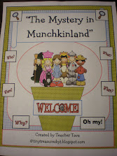 """The Mystery In Munchkinland"""