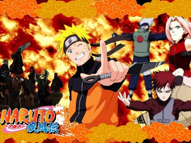 Naruto Shippuden n Akatsuki