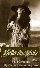 Bella du Mois - April - a great honour