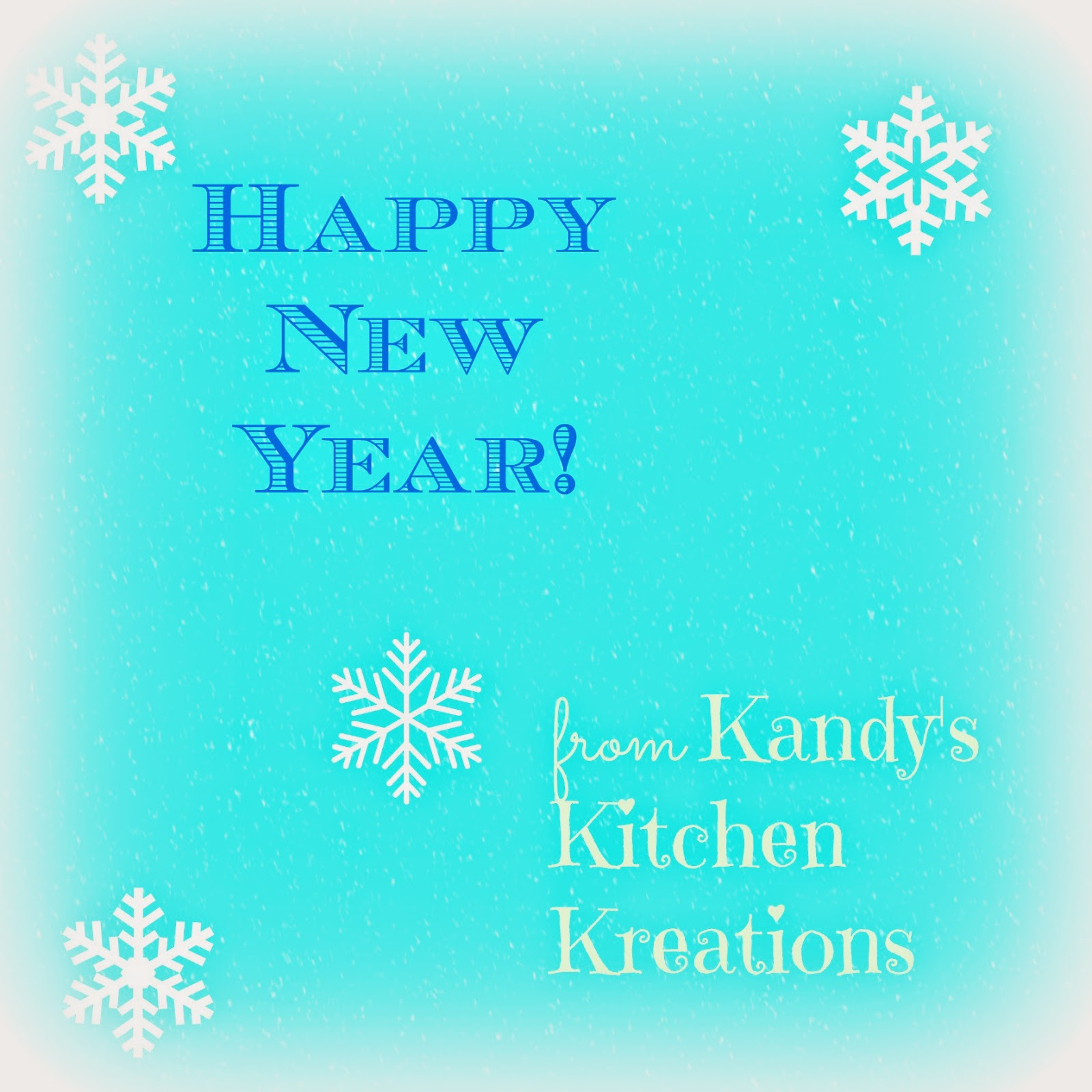 Kandy\'s Kitchen Kreations: December 2014