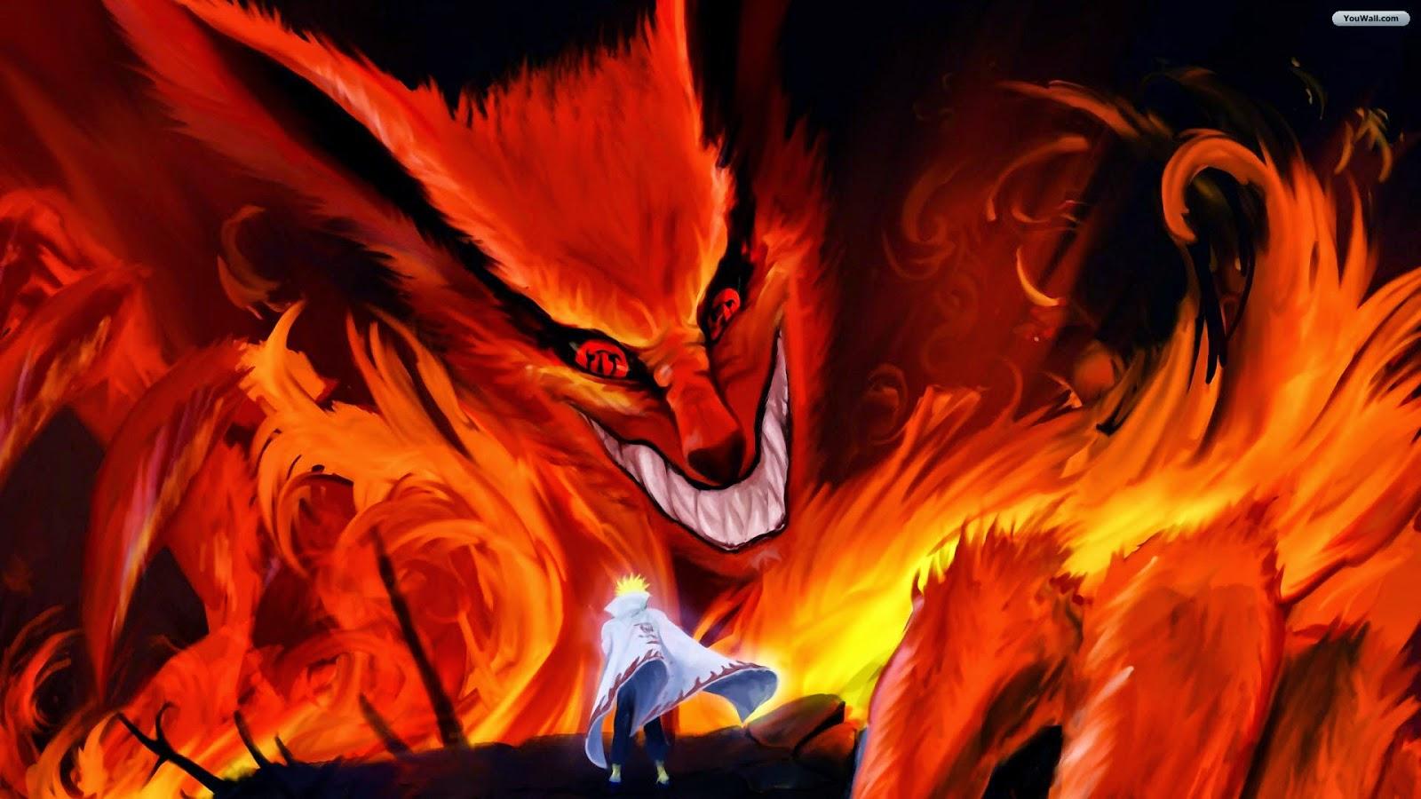 KURAMA - KYUUBI BIJUU | Naruto Imagens e Wallpapers Gaara As A Wolf