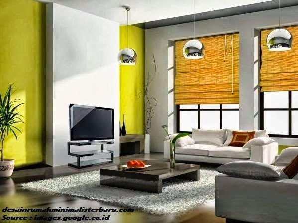 desain interior rumah minimalis 1