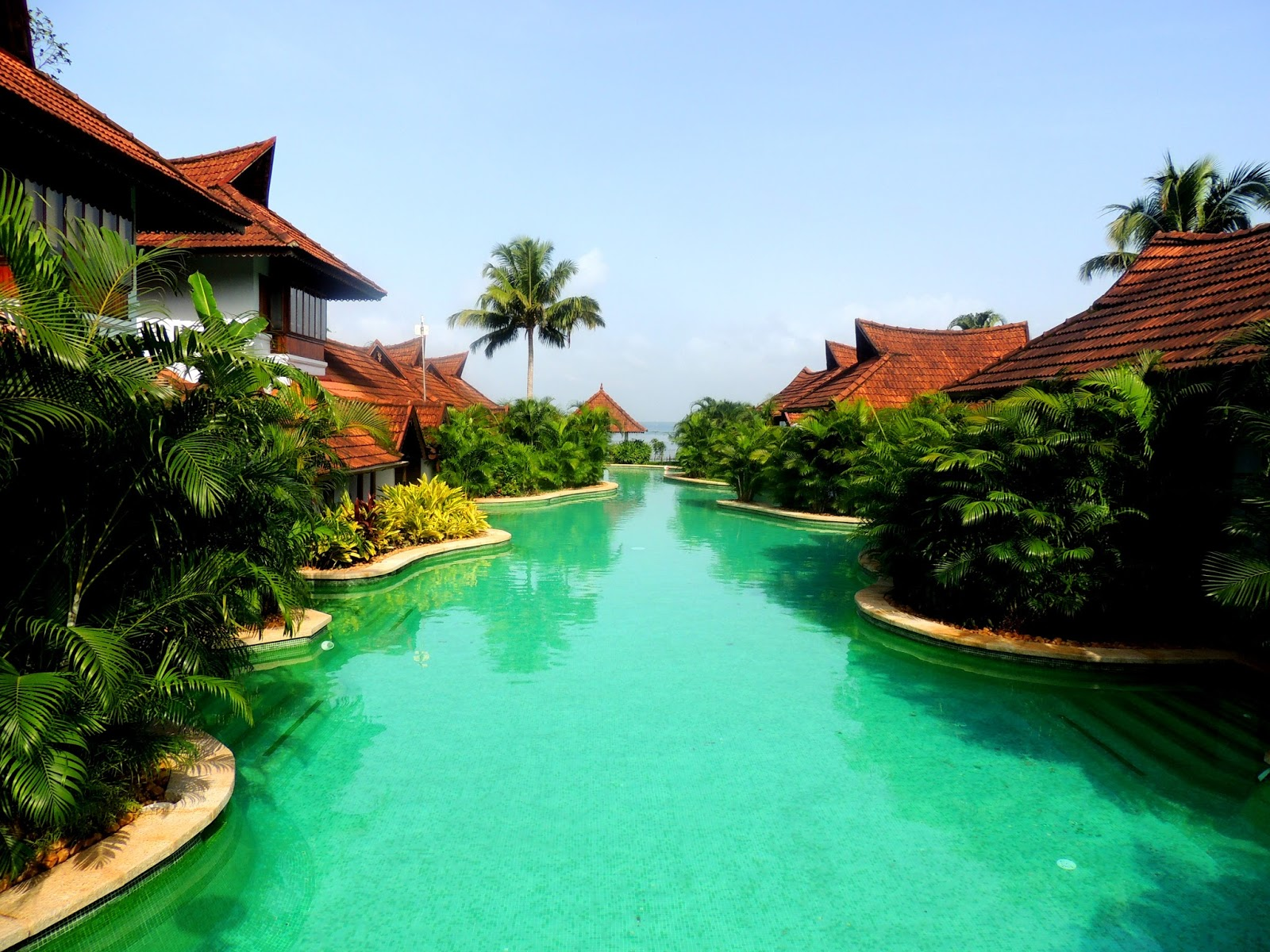 Tickled By Inspirations Kumarakom Lake Resort