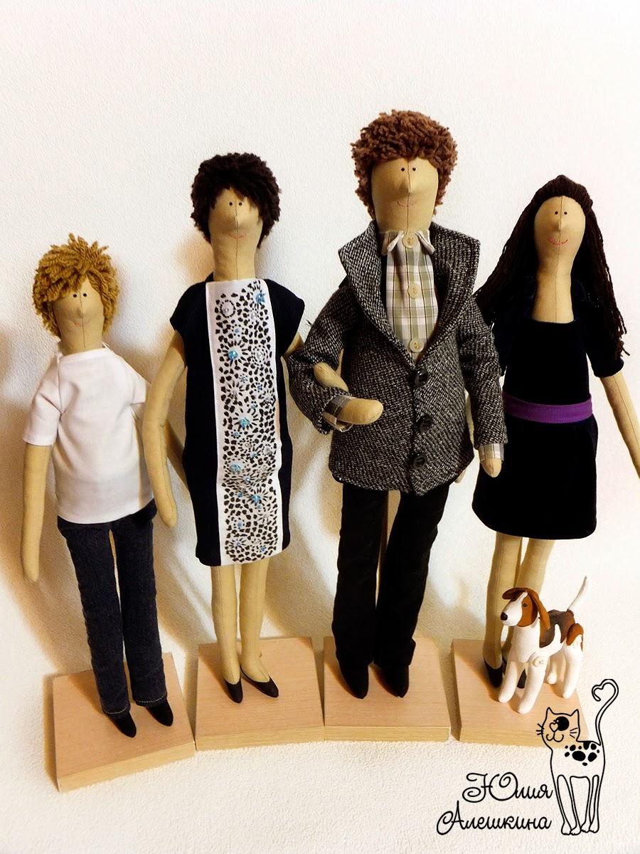 куклы на заказ по фото