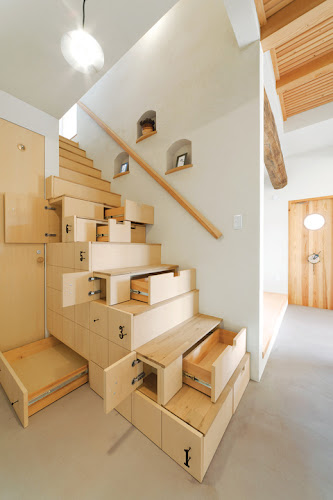 top drawer stairs