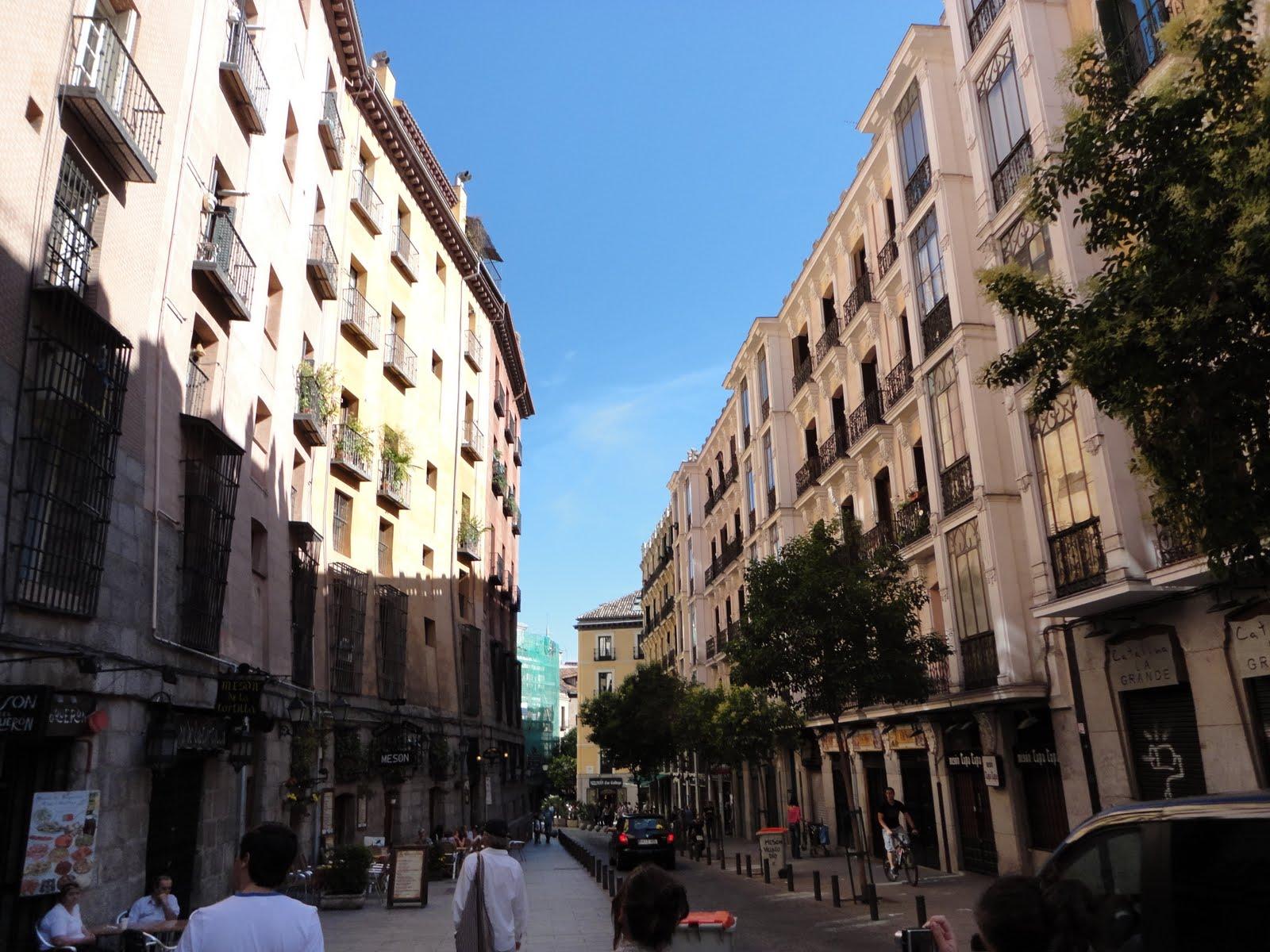 Pei mad bcn felipe ortega hosie centro hist rico de madrid - Centro historico de madrid ...