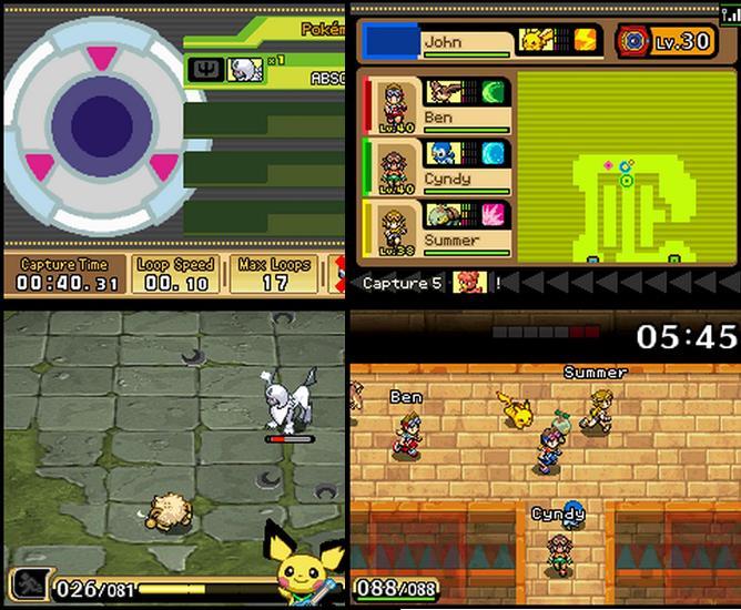 Pokemon ranger guardian signs pokemoner pokemon ranger guardian signs aloadofball Gallery
