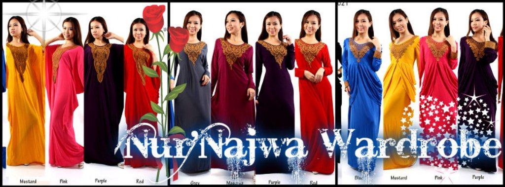Nur'Najwa Wardrobe
