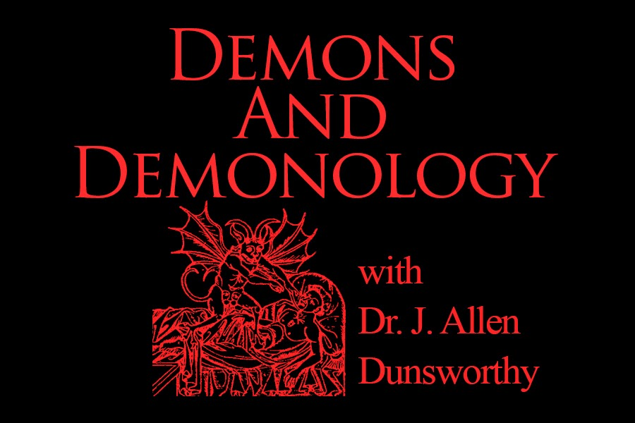 Demons And Demonology