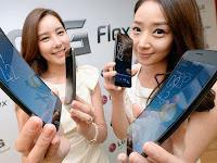 LG G Flex, Harga Dan Spesifikasi, Lawan Sepadan Galaxy Round
