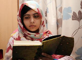 Malala. Premio Sajarov a la libertad de conciencia
