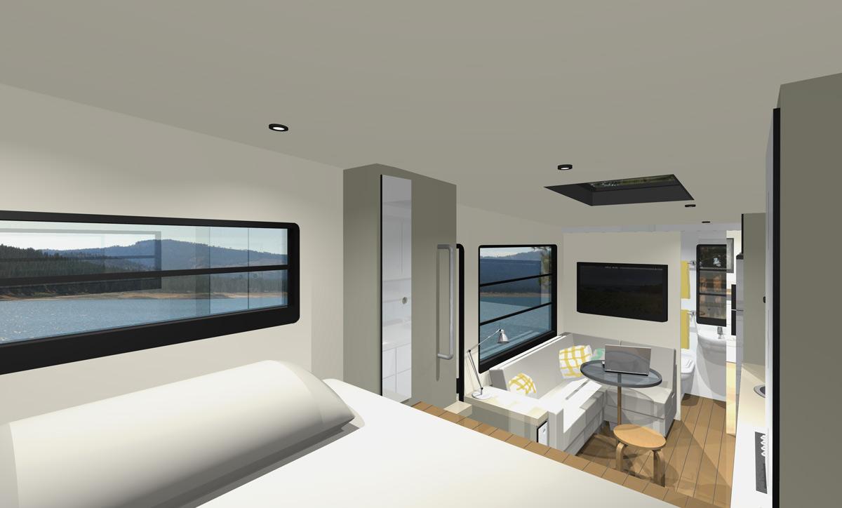 Mcm design custom motorhome design 2 for Rv interior designs