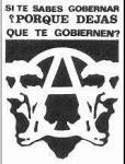 """""""Ejercer el poder corrompe, someterse al poder degrada"""" Bakunin"""