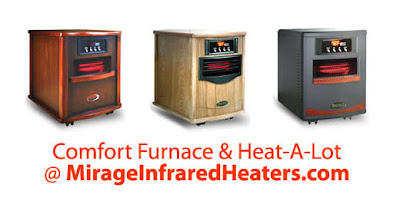 Heat-A-Lot Infrared Heater