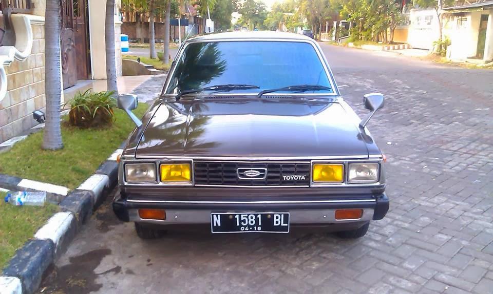 1981 Toyota Corona 2000 (Rt132) | Bursa Mobil Klasik ...