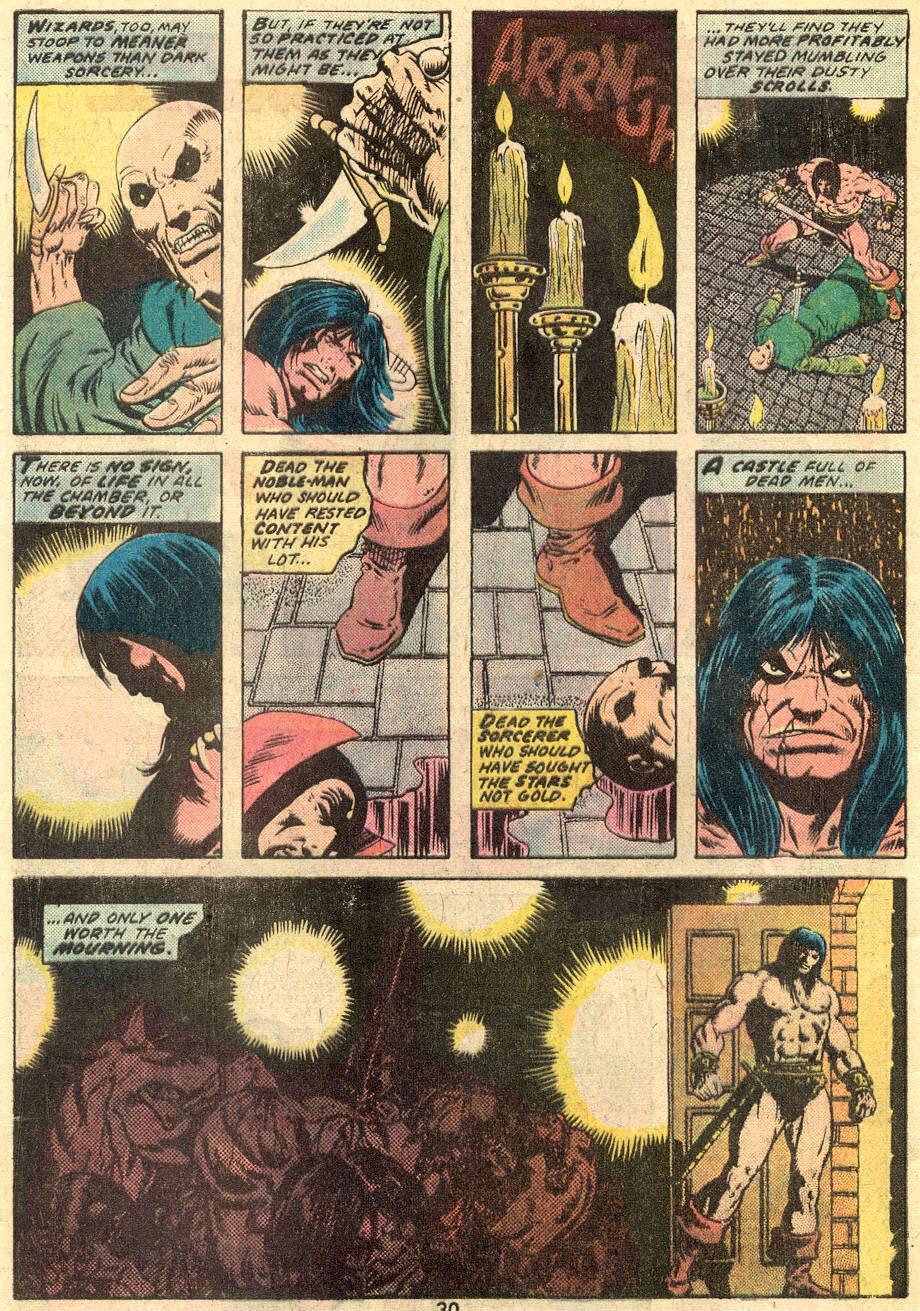 Conan the Barbarian (1970) Issue #64 #76 - English 19
