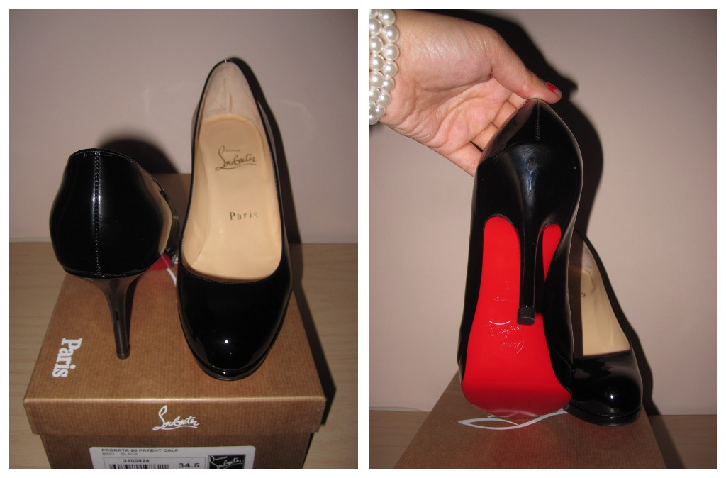 soldes louboutin new simple pump