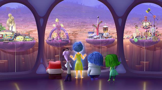 Imagen 5 de Inside Out Del Revés, película de Pixar