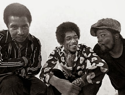 Jimi Hendrix y su efímera Band of Gypsys