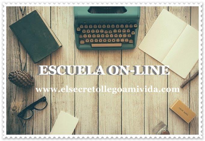 Escuela Online El Secreto llegó a Mi Vida