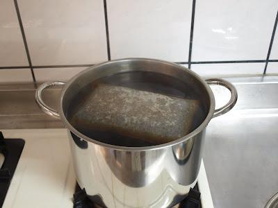 煮好的大風草水
