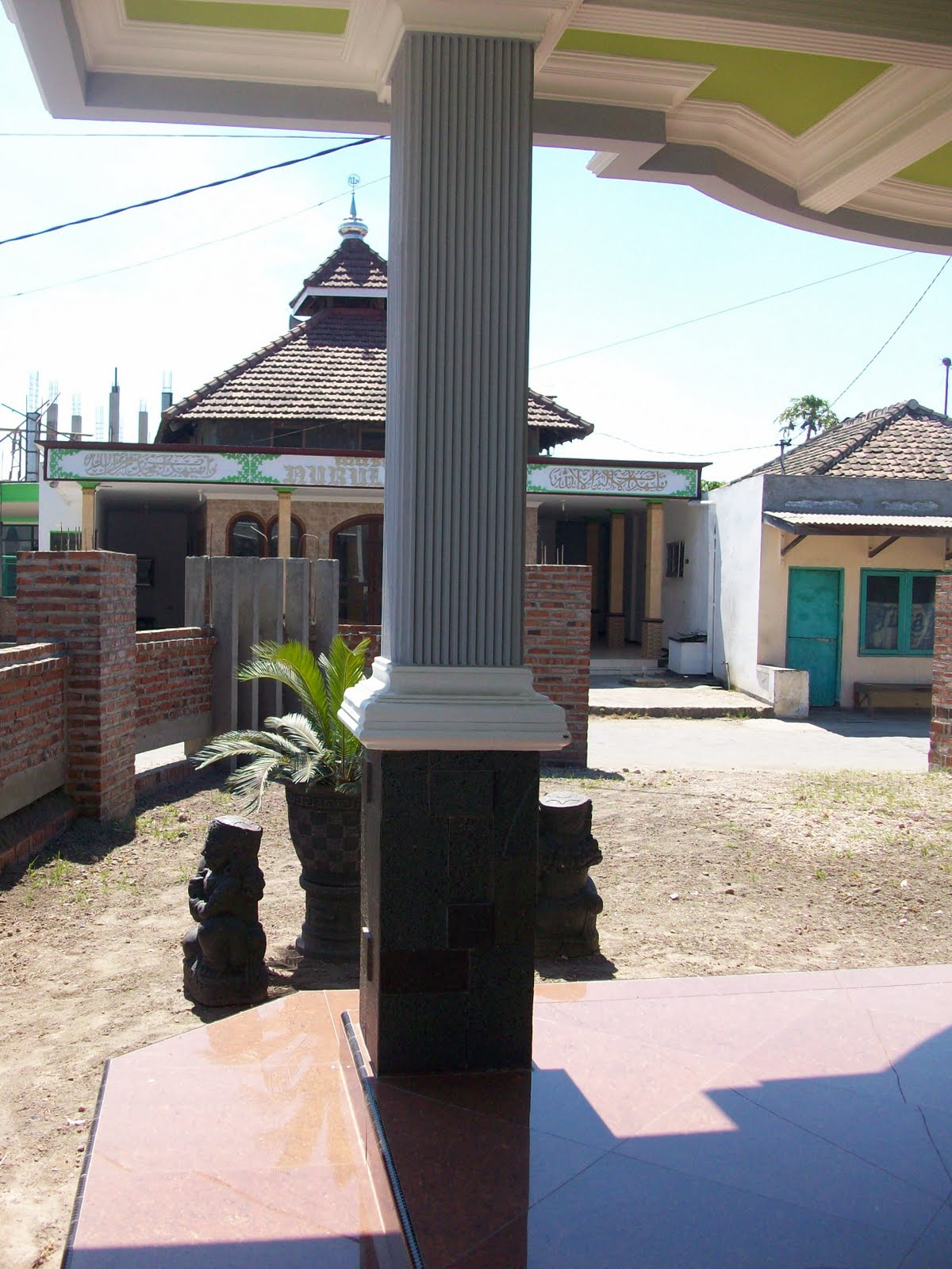 Download image Teras Depan Rumah Minimalis Ajilbab Com Portal PC ...
