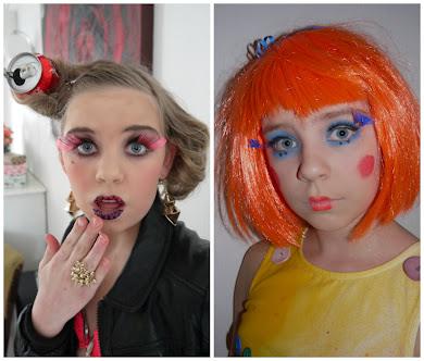 """Lady Gaga"" og Lalaloopsy"