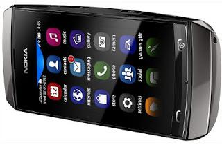 Download Tema HP Nokia Asha Terbaru 2013 Gratis