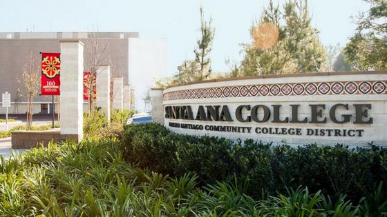 Support Spotlight: Santa Ana College