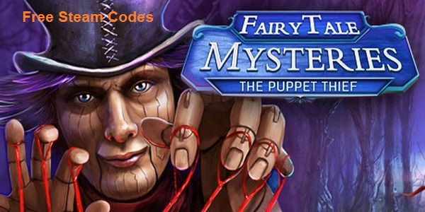 Fairy Tale Mysteries: The Puppet Thief Key Generator Free CD Key Download